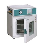 Lab Digital Vacuum Drying Oven 250anddegc 12x12x11 Cold Rolling Steel