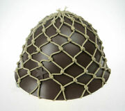 Ww2 Wwii Japanese Combat Steel Type 90 Helmet With Net Cove Classical Repro