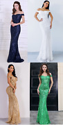 Women Chiffon Evening Dresses Elegant One Shoulder Formal Party Sexy Gowns Zg9