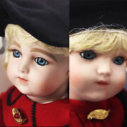 Antique Reproduction Bru Jne Pair Girl And Boy Porcelain Dolls Barbara Ota New