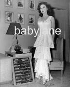 095 Susan Hayward Wardrobe Test For I Can Get It Wholesale Photo