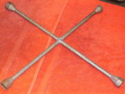 1935-60 Ford/chevrolet/ Dodge/plymouth/stude/cadillac/buick. Cross.tire Iron.