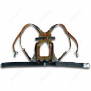 Wwii German Elite Collection Y Suspenders A Frame Leather Belt Classical Repro