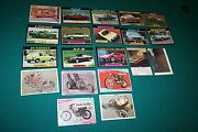 Lot Of 20 1974 Topps Trading Cards Automobiles Euc Hot Rods Classic Cars