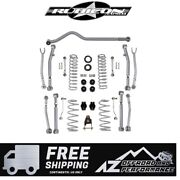 Rubicon Express 3.5 Super Flex Lift Kit For And03918-and03921 Jeep Rubicon Jlu 4dr