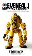 3a 1/6th Evenfall T.o.t.e.m Thug Action Figure Collectibles Gifts Toys New