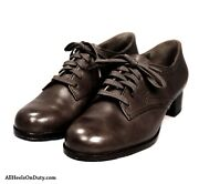Wwii Womenand039s Waves Spars Nnc Arc Reproduction Oxfords. 1940and039s Shoes.andnbsp