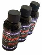 3x All New Octagon Total Male Enhancement Shooters Grape Flavor