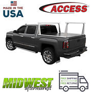 Access Adarac Aluminum Pro Bed Rack Fits 19 Chevy / Gmc Full Size 1500 6and0396 Bed