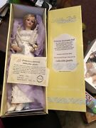 Princess Diana Porcelain Doll By Ashley Belle Limited Edition