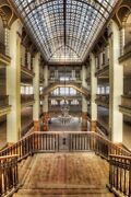 Art Photo Print. Architecture. Hdr-photography. German Artists. 35x24 In. 2015.