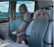 Backshield Back And Spine Support For Seats In Trailers Trucks Suvs And Cars Pair