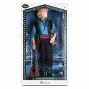Disney Store Limited Edition Doll Kristoff 18 Le 3500 Frozen
