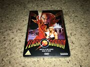 Flash Gordon Silver Anniversary Edition Limited Edition Steel Pack Dvd New