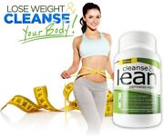 Max Cleanse And Lean Dietary Supplement 100 Caps