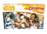 Operation Star Wars Game Chewbacca Edition New In Sealed Box