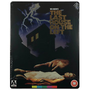 The Last House On The Left Blu-ray Steelbook - Limited Edition Uk Release Regi