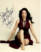 Lucy Liu Autographed Signed Photograph - To Patrick