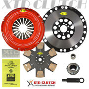 Xtd Stage 4 Clutch Kit And Racing Flywheel For 1998-2002 Firebird Trans Am Ws6 Ls1