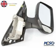 For Ford Transit Mk6 Mk7 Complete Door Mirror 2000-2014 Driver Right Side Manual