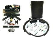 Gearhead Ac Heat Defrost Compac Air Conditioning Kit + Hoses Vents And Compressor
