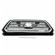 For 16-19 Tacoma Trd Off-road/sport Pickup Front Grill Grille Assembly Chrome