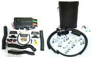 Gearhead Ac Heat Defrost Air Conditioning Mini A/c Kit W/ Fittings Hoses Vents