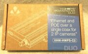 Veracity Highwire Powerstar Duo Camera Unit-ethernet+poe Over Coax-vhw-hwps-c2