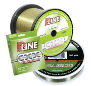 P-line Cxx Moss Green X-tra Strong Fishing Line 3000 Yards Select 4-10 Lb