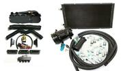 Gearhead Ac A/c Heat Defrost Air Conditioning Super Kit W/ Fittings Hoses Vents