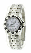 Tudor Lady Hydronaut Ii White Dial Stainless Steel Watch 24030