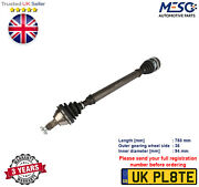 Drive Shaft Axle Fits For Skoda Fabia 1.4 2000-2003 Right Hand Side
