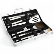 Barbecue Tools Cooking Storage Case Stainless Steel Professional Outdoor Bbq Kit