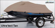 Pwc Jet Ski Cover Tan Fits Yamaha Wave Runner Ex Deluxe, Ex Sport 2017-2021