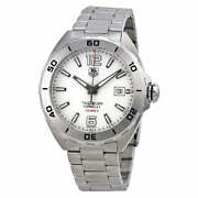 Tag Heuer Menand039s Waz2114.ba0875 And039formula 1and039 Automatic Stainless Steel Watch