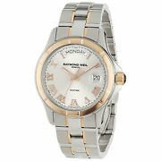 Raymond Weil Men's 2965-sg5-00658 'parsifal' Automatic Stainless Steel Watch