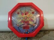 Wendy's Toy Jackie Chan Adventures Pinball Game 2002