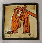 Slabbinck Stations Of The Cross Iv Jesus Meets His Mother Mary Italy