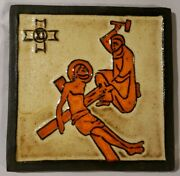 Slabbinck Stations Of The Cross Xi Jesus Is Nailed To The Cross
