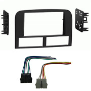 Double Din Car Radio Stereo Dash Install Kit For 1999-2001 Jeep Grand Cherokee