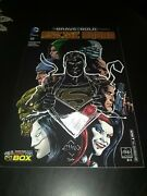 Brave And The Bold Suicide Squad 25 Sketch And Signed Ethan Van Sciver Nm Superman