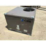 York D2ez042a25a 3-1/2 Ton Convertible Packaged Air Conditioner 3 Phase R410a