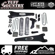 Tuff Country 4 Coil Radius Lift 17-19 Ford F250 F350 Diesel Engine 24987