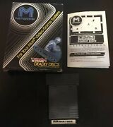 Tron Deadly Discs - Atari 2600 Complete W/box And Manual