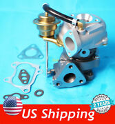 Vz21 Rhb31 Turbocharger For Small Engines Snowmobiles Motorcycle Atv Upgrade