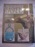 Glass And Ceramic Baskets By White Identification Values Ref Ads Catalogs