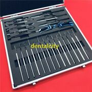Stainless Steel Strabismus Ophthalmic Eye Micro Surgery Surgical Instruments Set