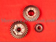 New/ Oem Mercury Fwd And Reverse Gear Set 1.75r/ 3.0l - 828695a3 And 828696t4