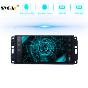 7and039and039 Car Radio For Jeep Wrangler Android 9.0 Stereo Auto Gps Navigation Head Unit