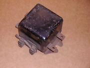 1930s-40s Chry/desoto/dodge/ply/hudson/stude. Generator Cut Out Relay.. Y